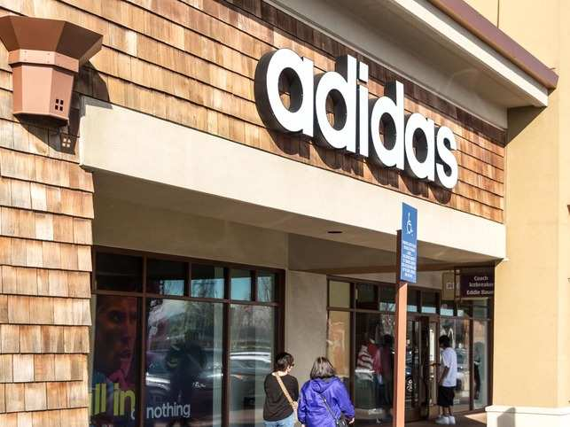 Adidas clarified that it was only freezing rent payments for April, and that it would be paid at a later date.