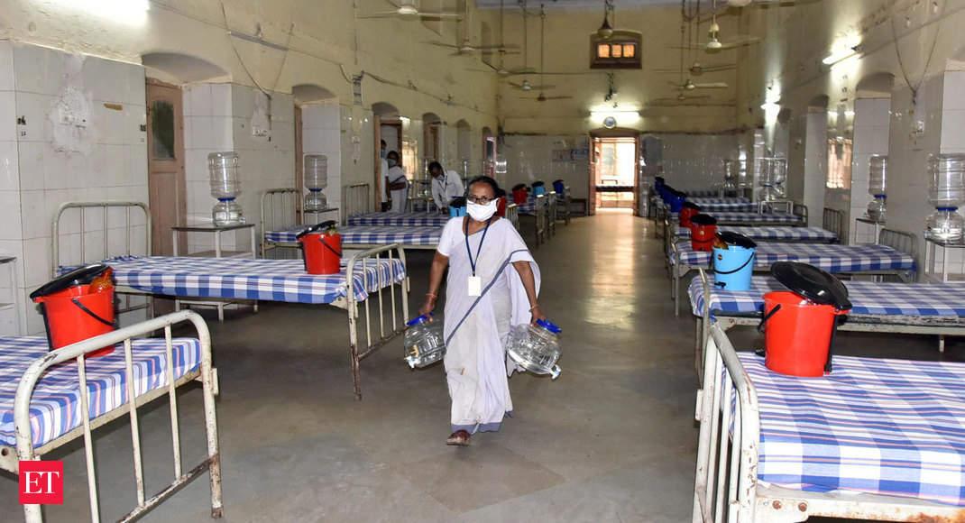 Corona: Telangana sees 6 Corona deaths among those attended Delhi religious prayers