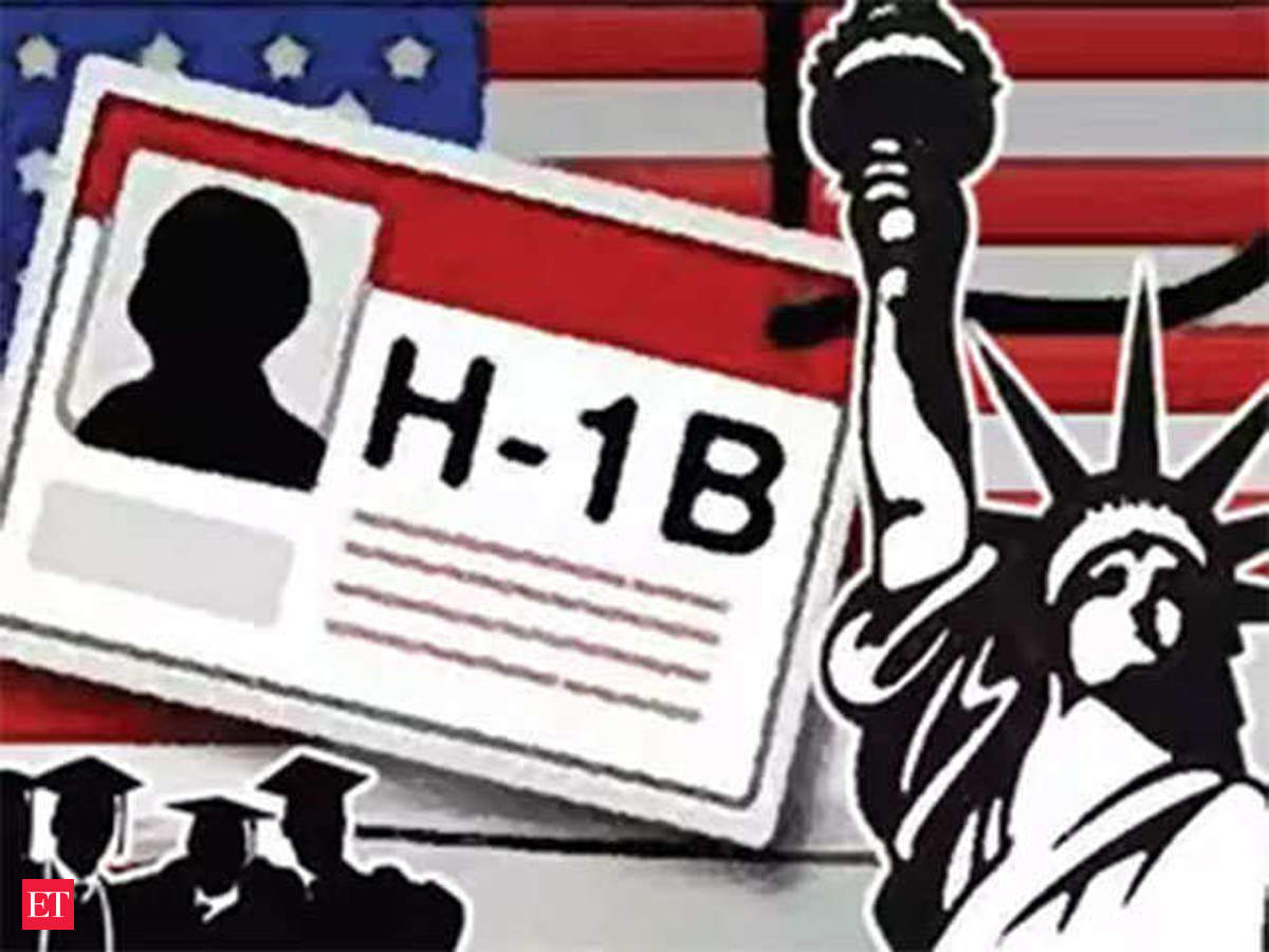 H1B visa: H1B workers seek 180 instead of 60-day stay in US post-unemployment period - The Economic Times