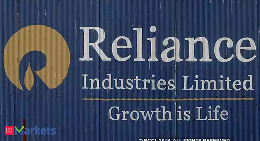 Reliance Industries gains over 7% on fundraising plan thumbnail