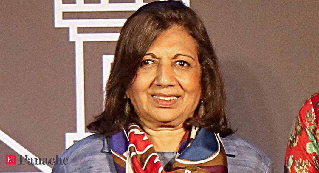 As coronavirus cases cross 1250-mark in India, Kiran Mazumdar- Shaw feels the surge is not a cause for worry