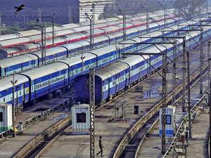 Railways---AGENCIES