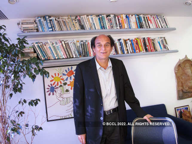 Marico chairman Harsh Mariwala recently took to Twitter to share a book recommendation that might help people weather these socially-isolating times.