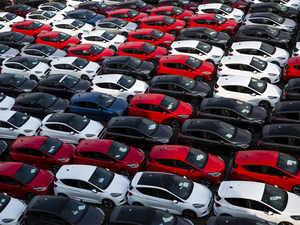car parking GETTY