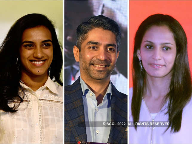 (L-R) Here's what PV Sindhu, Abhinav Bindra and Aparna Popat feel about Tokyo Olympics being postponed.