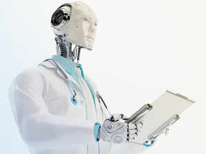 robot doc getty