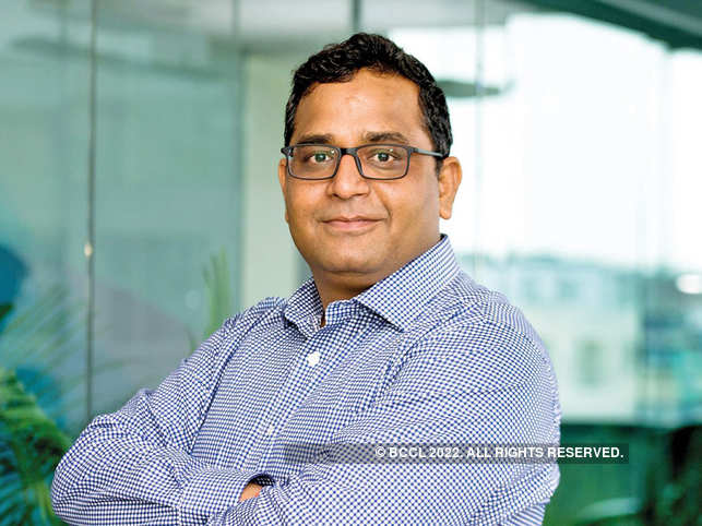 Vijay Shekhar Sharma says thinking about the worst-case scenario when things are not that bad helps him.