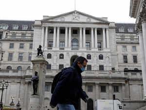 bank of england afp