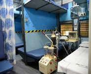Makeshift hospitals around the globe