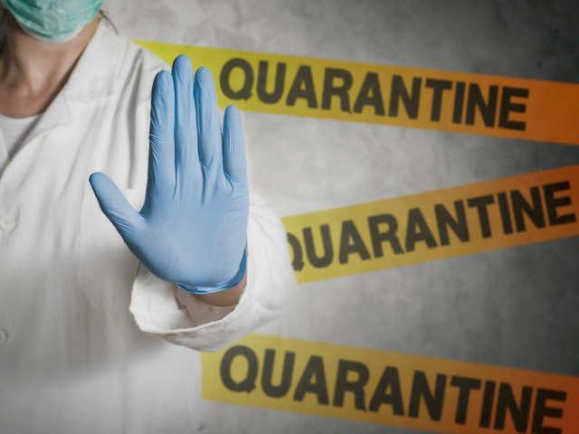Quarantine and lockdown - Coronavirus: Key terms explained | The Economic  Times