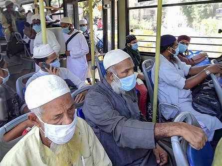 14 people who had attended religious event at Markaz Nizamuddin have returned to Kalaburagi