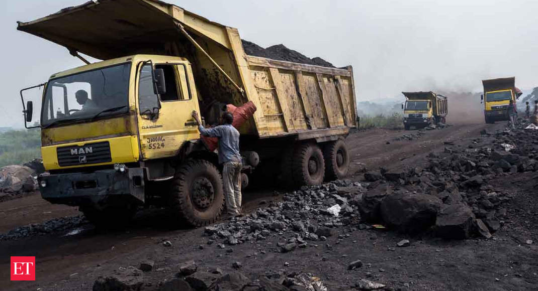 Coal India logs 602 mn tonnes output for FY20, misses fiscal target