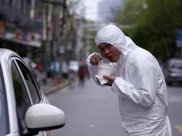 Wuhan tries to recover from coronavirus pandemic with help from 'reganmian'