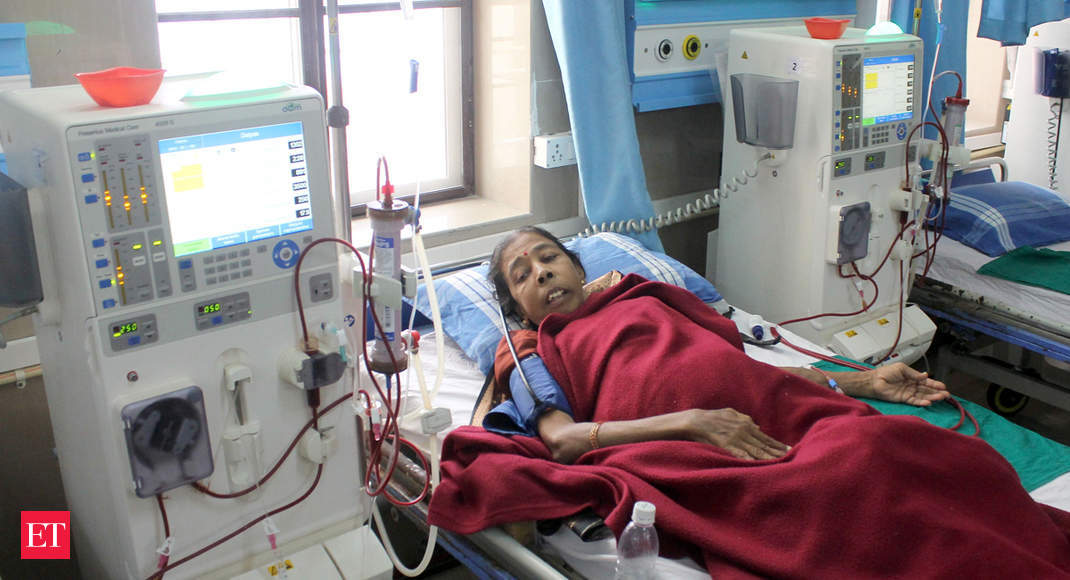 Health Ministry issues guidelines for dialysis of COVID-19 patients thumbnail