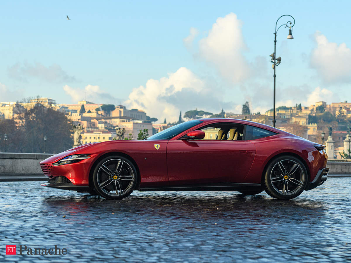Electric Vehicles Aston Martin Dbx Ferrari Roma Mclaren Elva Hottest Cars Of 2020 That Turned Cold Due To Covid 19 The Economic Times