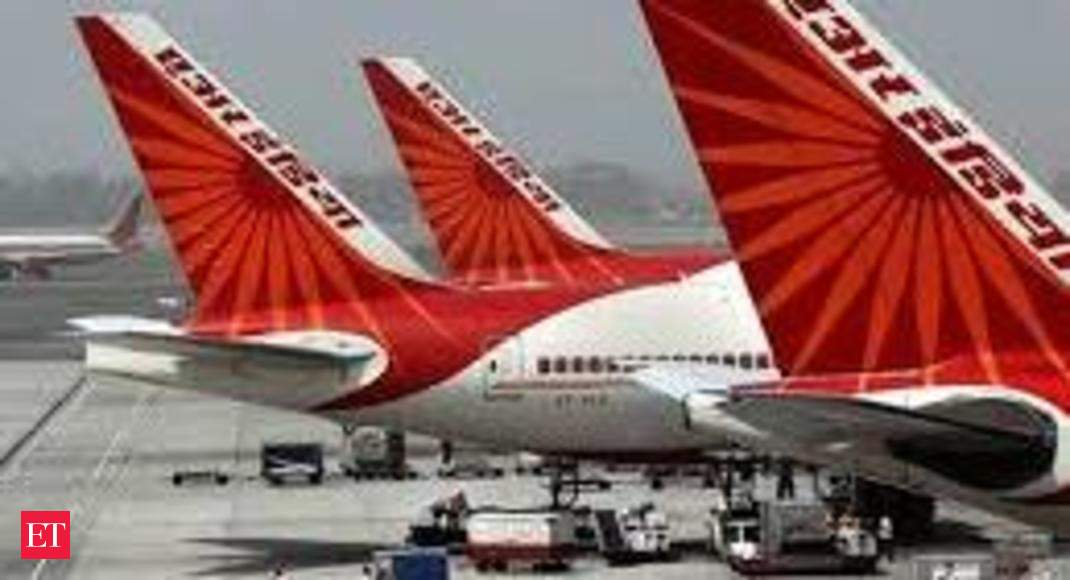 Air India stops bookings till end of April