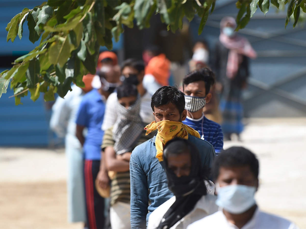 Coronavirus Highlights: India death toll rises to 75, total cases of 3,072  - The Economic Times