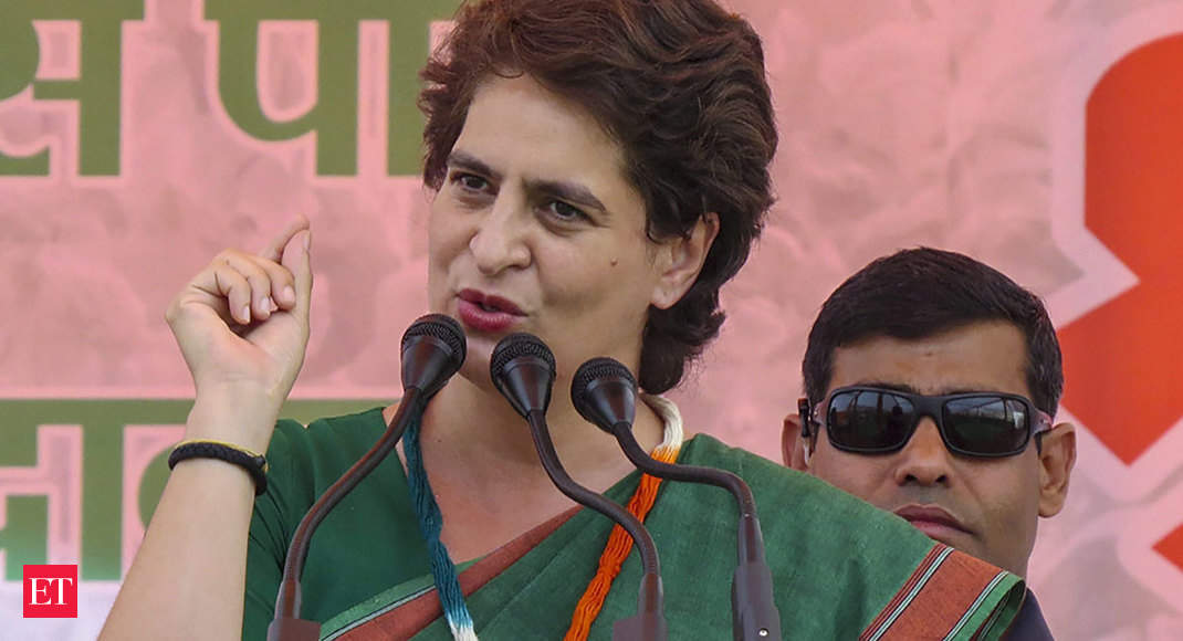 COVID-19: Priyanka Gandhi calls for large scale testing, says govt must act