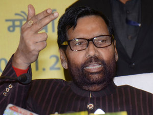 Food Minister Ram Vilas Paswan Asks States To Ensure Free Distribution Of Food Grains To Poor The Economic Times