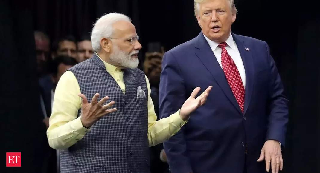 Trump, Modi to ensure smooth supply of medical goods, note significance of Yoga in COVID-19 crisis