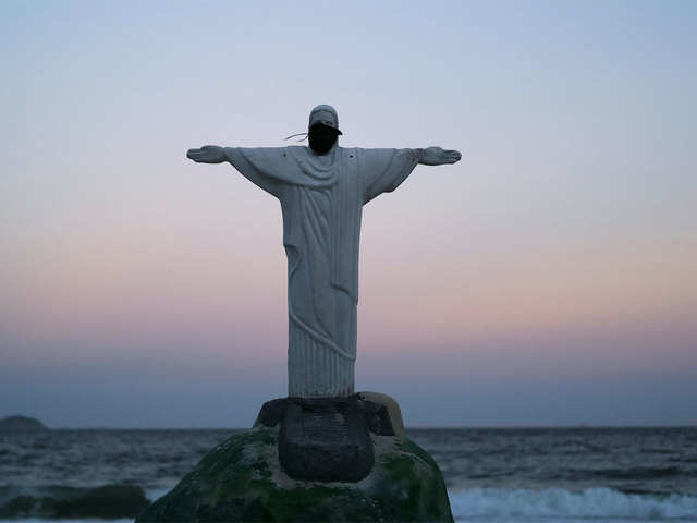Christ the Redeemer - In fight against Coronavirus, statues around ...