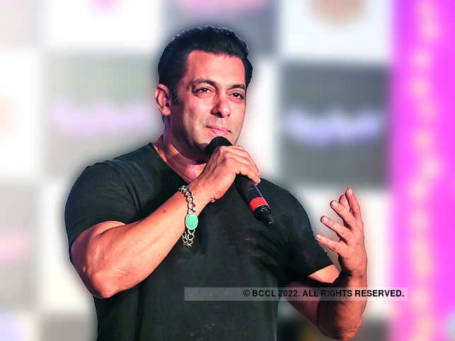 Salman, who is currently at his Panvel farmhouse, shared a video on Twitter along with his actor-brother Sohail Khan's son, Nirvan.