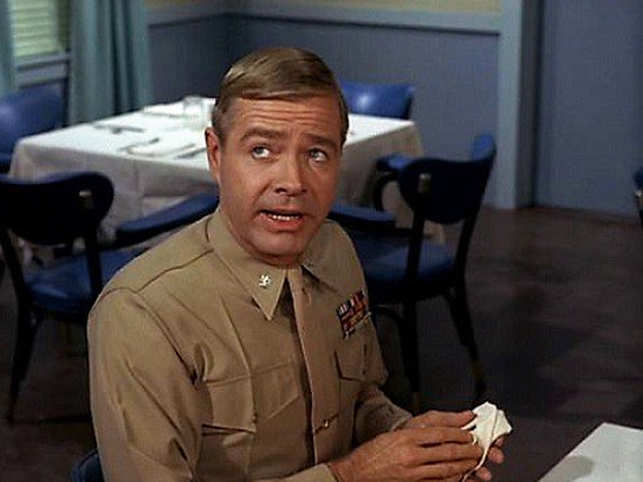 "Compton's TV credits include ""The Twilight Zone"", ""That Girl"", ""Mayberry RFD"", and ""Hogan's Heroes""."