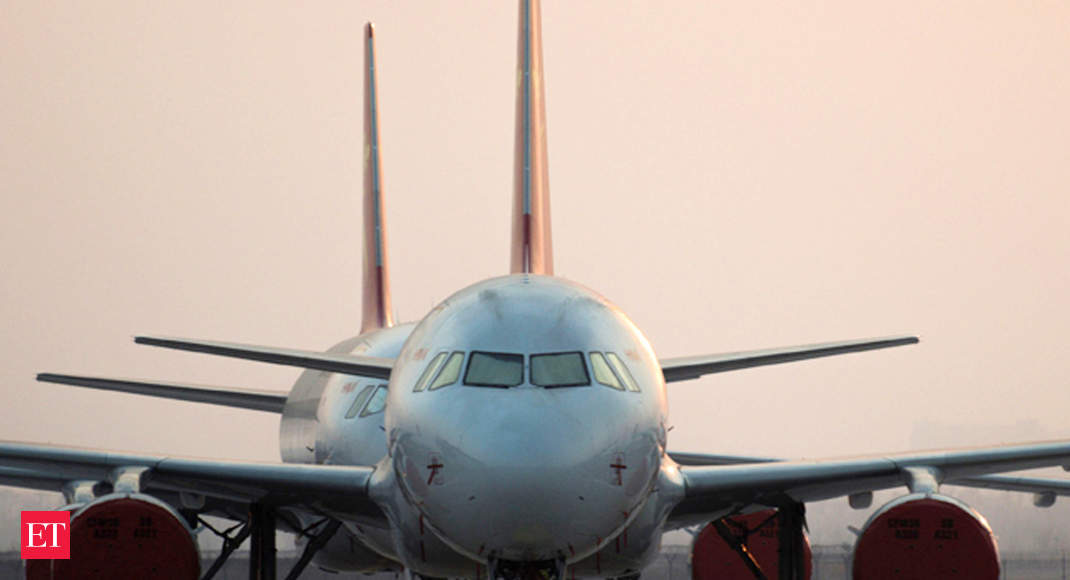 India's domestic air traffic to fall to 90 million this fiscal: Report