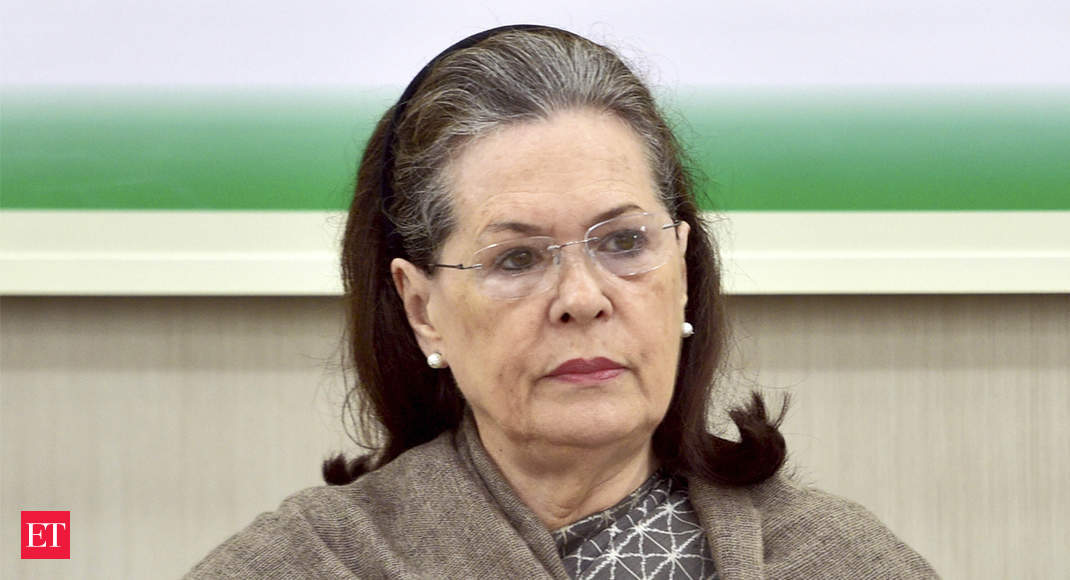 Transfer all money under PM-Cares to PMNRF: Sonia Gandhi