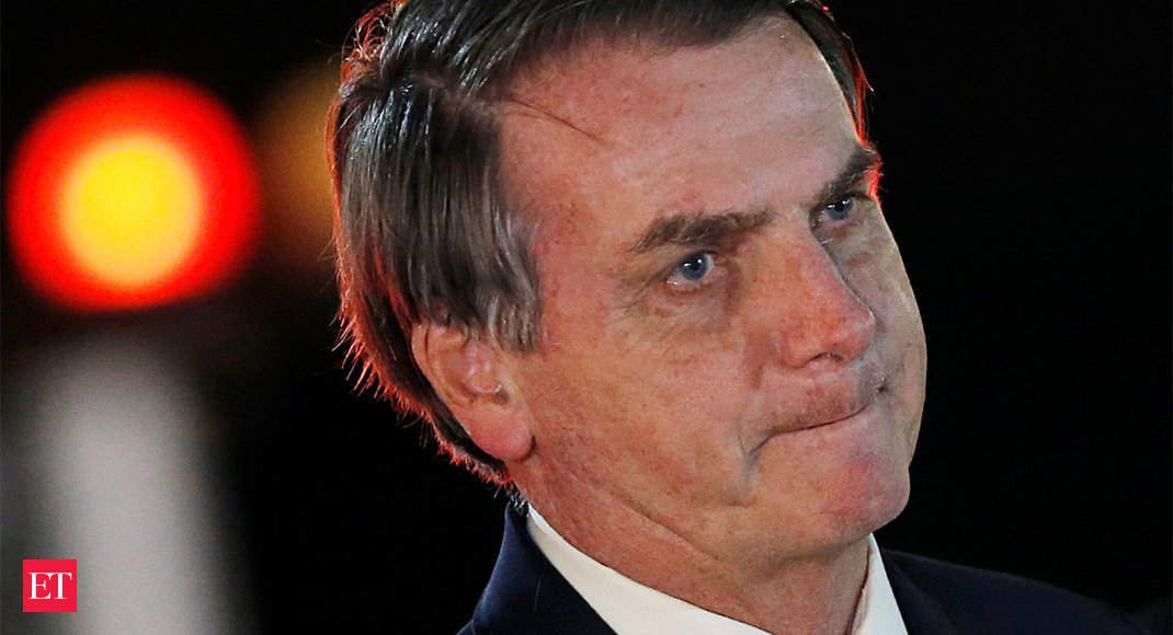 jair bolsonaro: Brazilian President Jair Bolsonaro quotes Ramayana to request for key drug for treating Covid patients