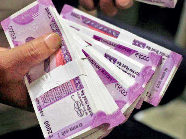 Rupee settles 70 paise lower at 76.34 against US dollar