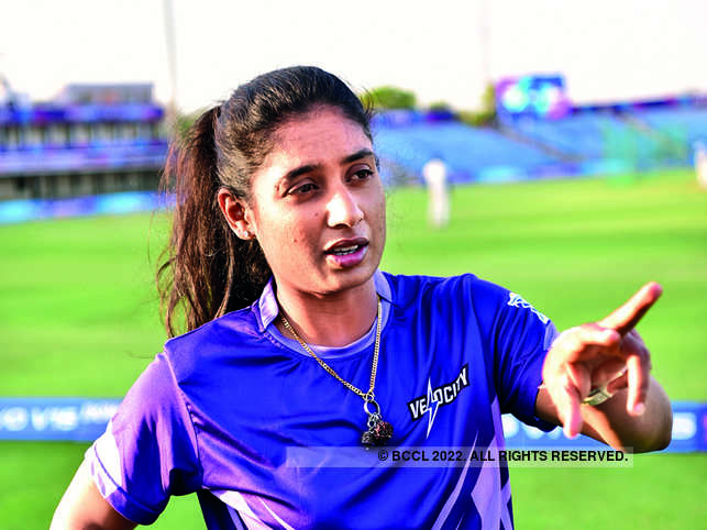 Sketching is a stress-buster for Mithali Raj.