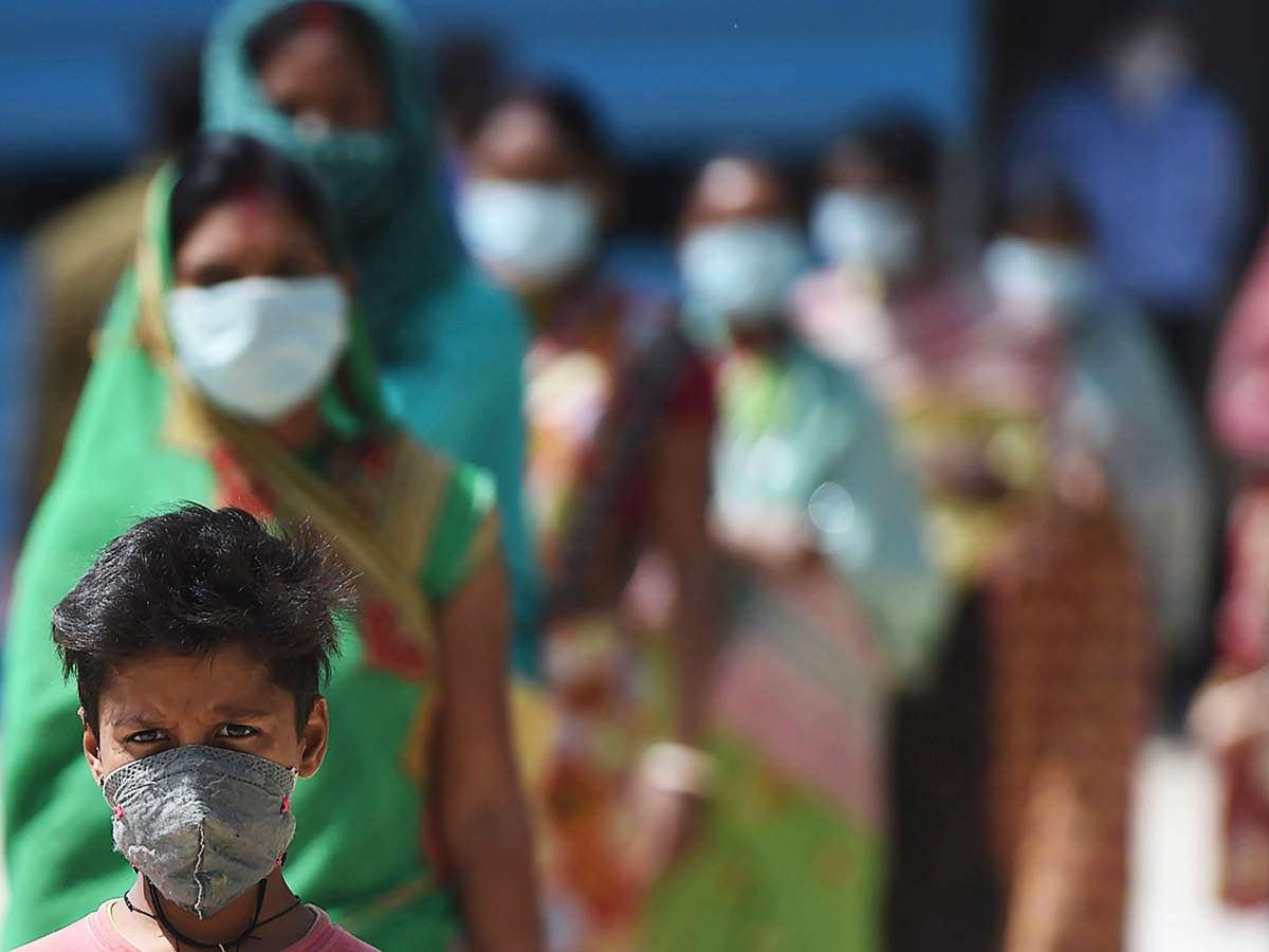 Amid concerns over rising coronavirus cases in India, Health Ministry stated numbers of coronavirus deaths in Punjab, Chhattisgarh were of concern.
