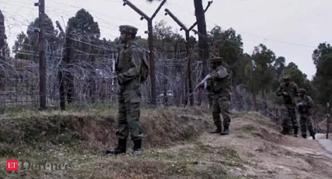 Pakistan shells forward posts, villages along LoC in J-K's Poonch
