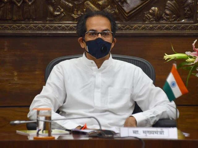 Uddhav Thackeray - Coronavirus pandemic: Leaders don face-covering ...