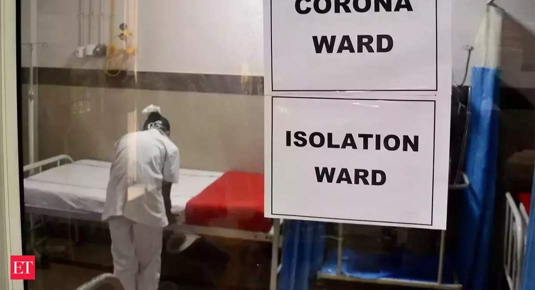 586 COVID-19 hospitals with 1 lakh isolation beds, over 11K ICU beds across country: Health Ministry