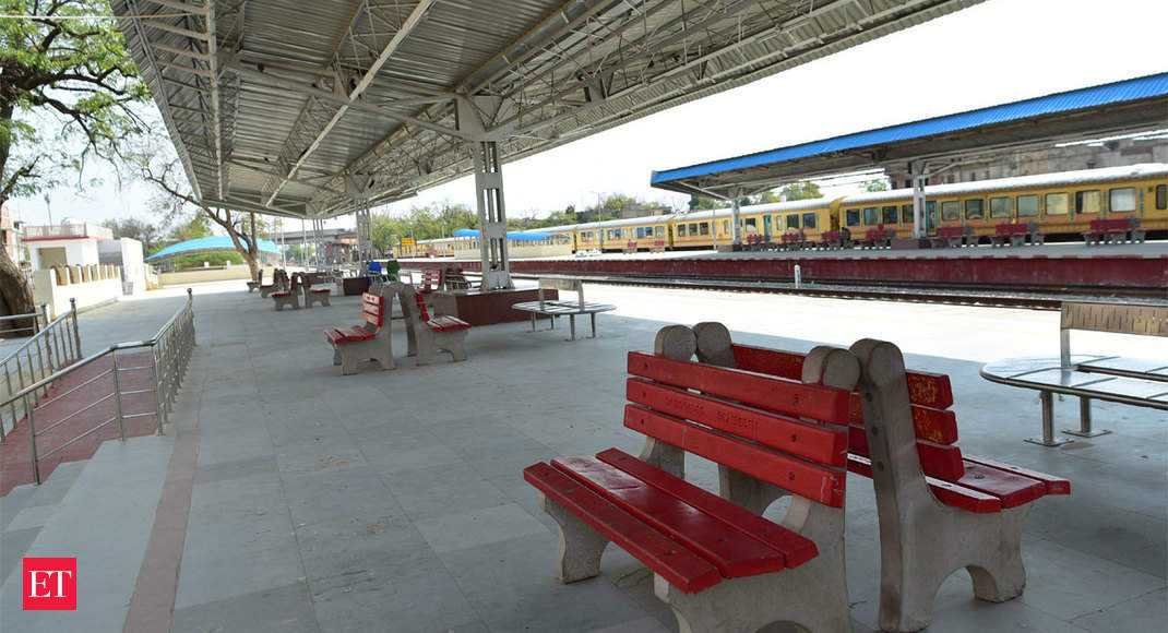 Indian Railways | Covid-19: Indian Railways suspends passenger train operations till 3rd May as PM extends lockdwon