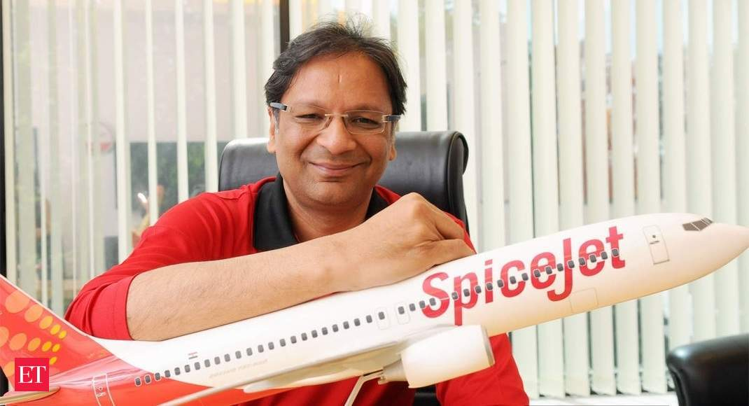 Airlines talking to govt for help: SpiceJet CMD Ajay Singh