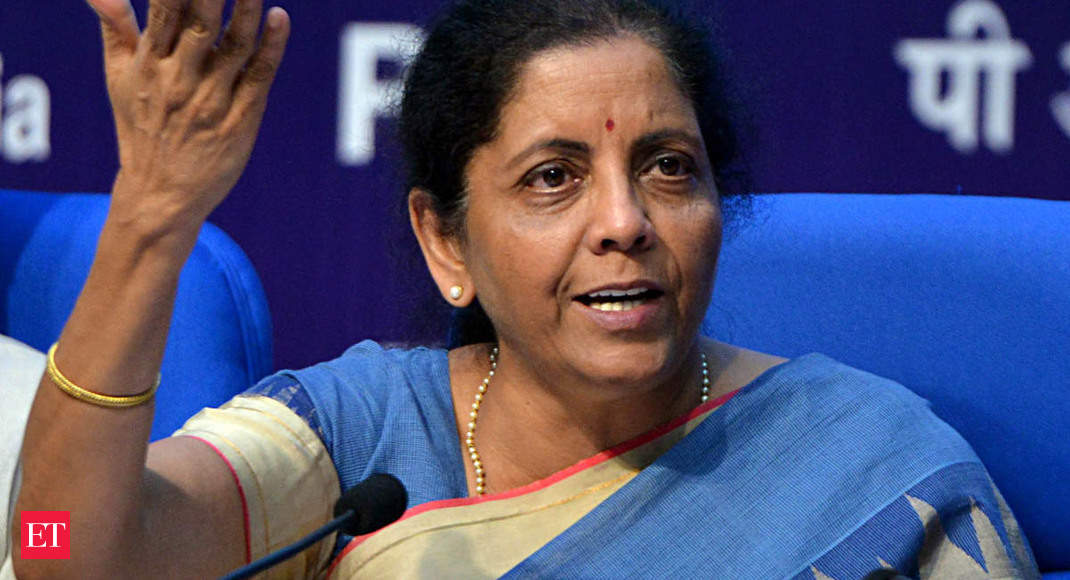 IMF needs to maintain stability of global financial architecture in this difficult time: FM Nirmala Sitharaman