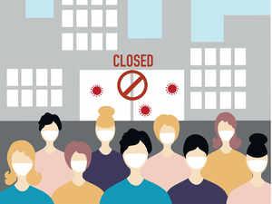 virus closed getty
