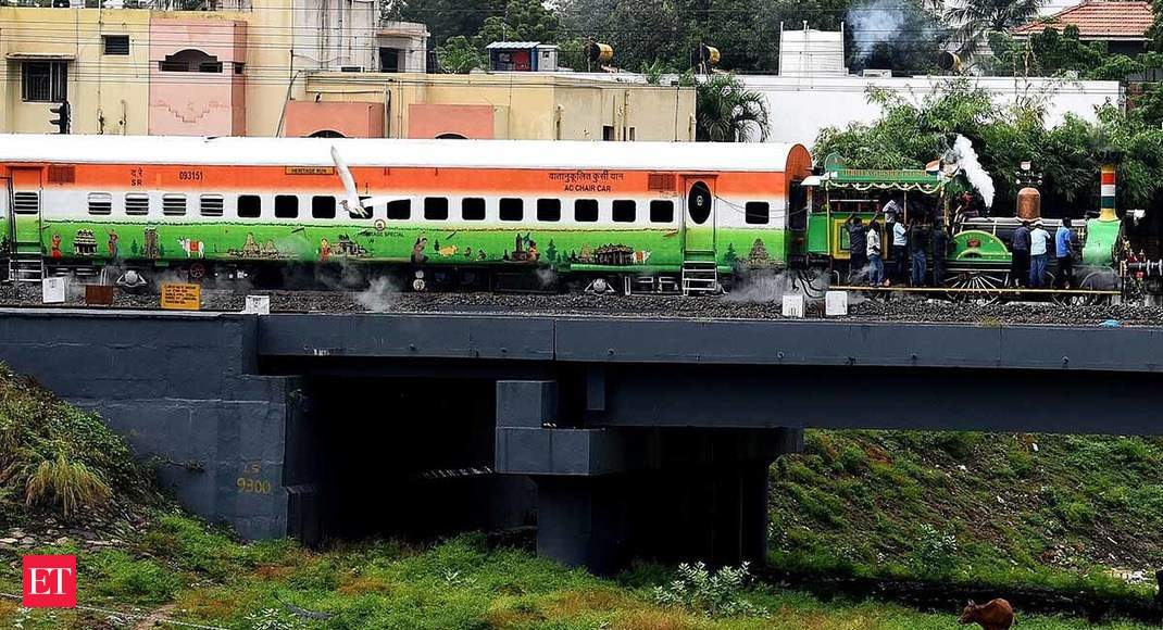 Railway to continue land monetisation, hold pre-bid meeting via video-conferencing
