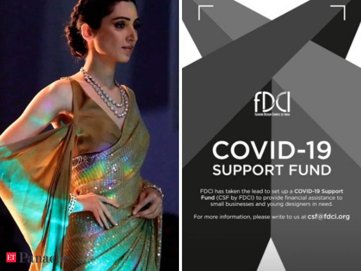 Tarun Tahiliani For A Good Cause Manish Malhotra Sabyasachi Tarun Tahiliani Join Hands To Raise Funds For Covid 19 The Economic Times