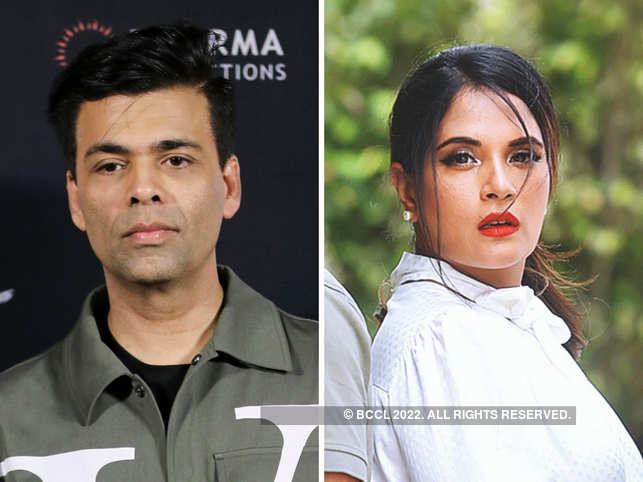 ​Karan Johar and Richa Chadha have joined the fight against coronavirus​.
