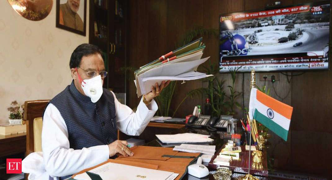 Task force looking at feasibility of online exams for higher education: Ramesh Pokhriyal