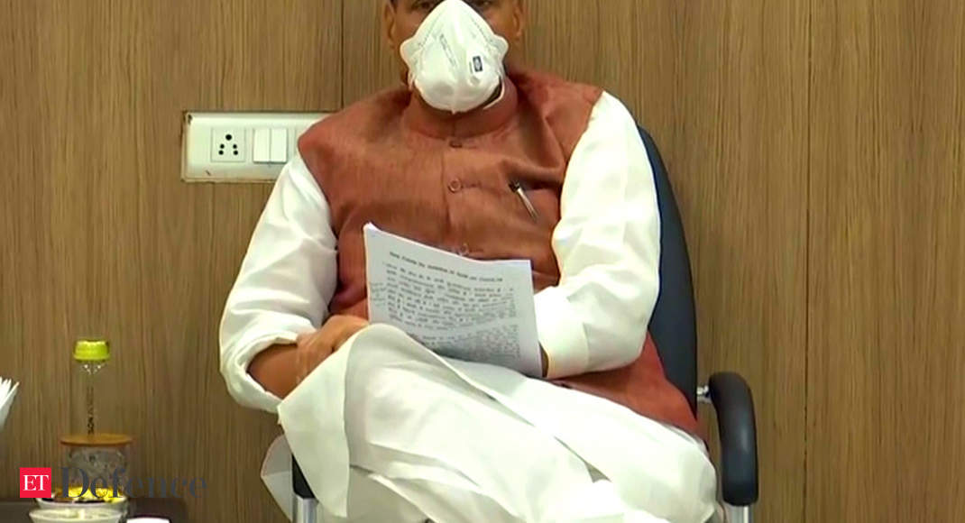Indian Armed Forces: Coronavirus crisis 'biggest invisible war'; Armed forces and military assets adequately protected: Rajnath Singh