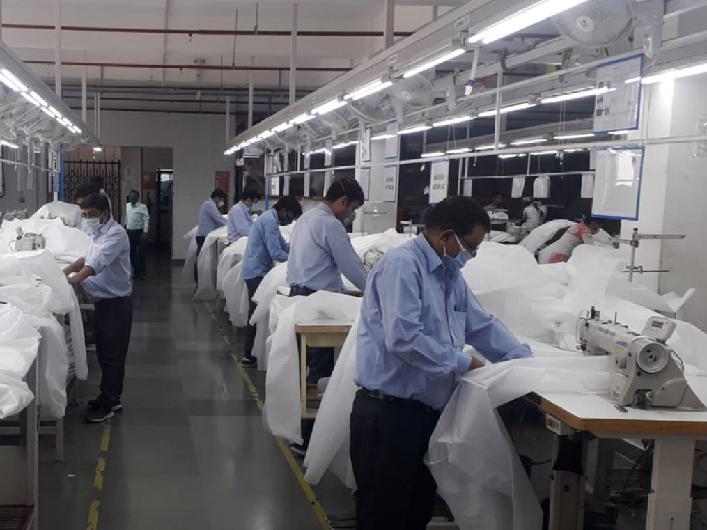 This Maruti supplier is trying to fix the hazmat-suit scarcity. Can it keep pace with the contagion?