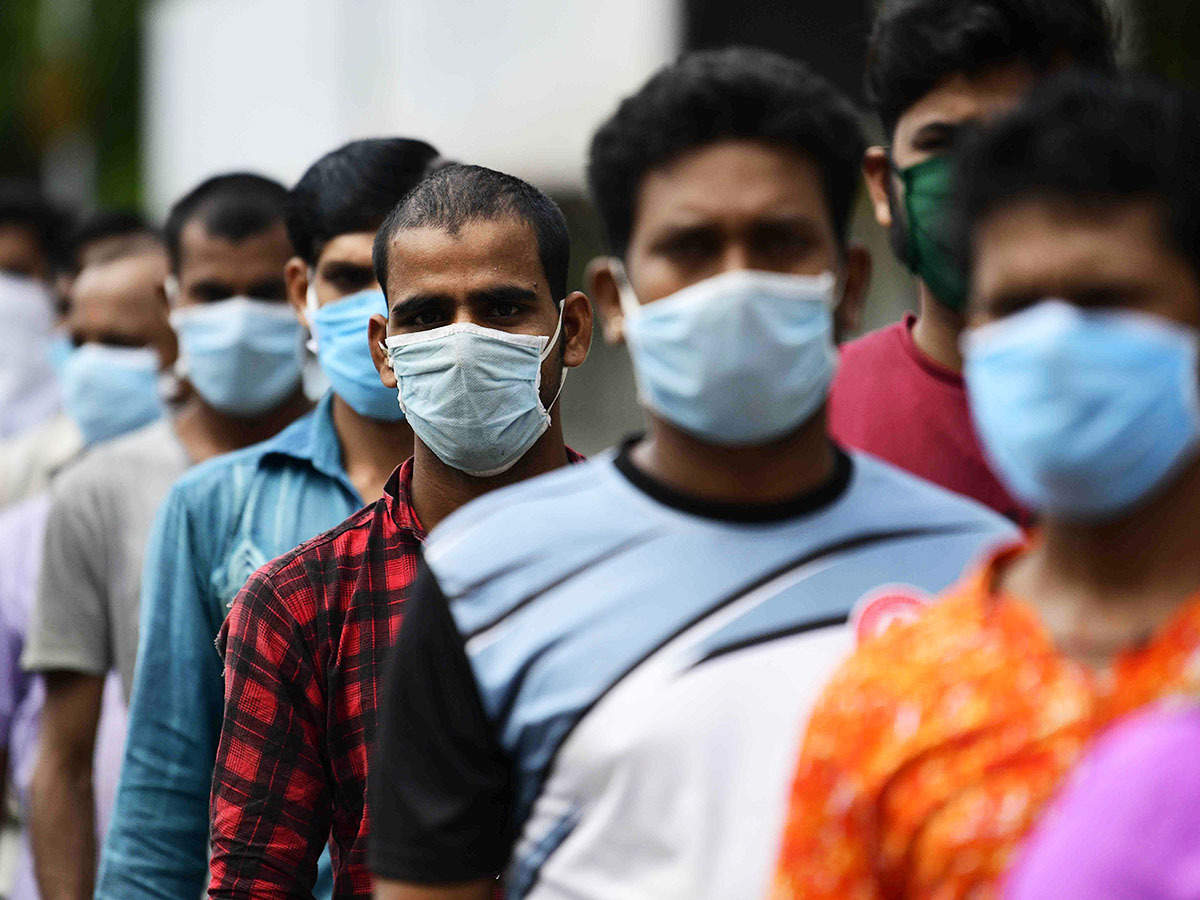 Coronavirus Updates: Confirmed cases in India reaches 17,656 with 559  deaths - The Economic Times
