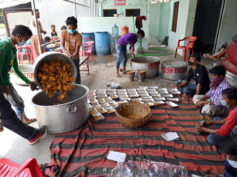 A first for India: UP geotags community kitchens