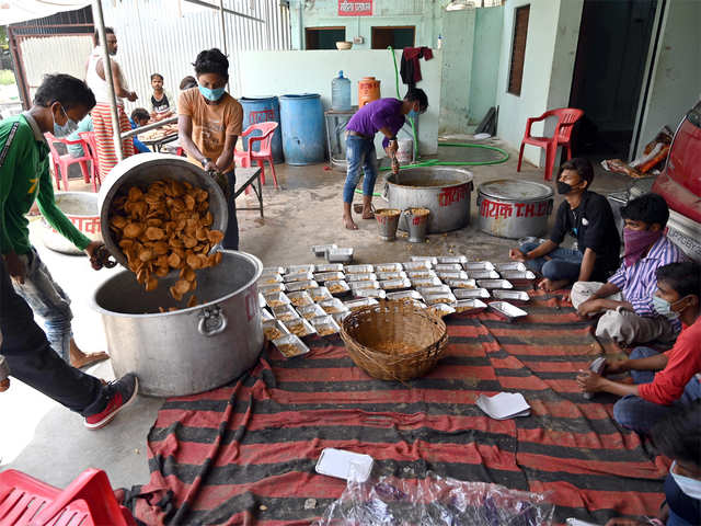 Now, find community kitchens in UP on Google - A first for India ...
