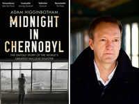 'Midnight in Chernobyl' author Adam Higginbotham wins William E. Colby Award, $5K prize